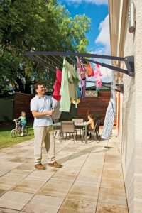 choosing the right clothesline